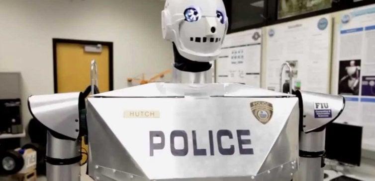 Robot Polisler