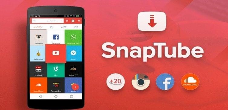 Snaptube Video İndirme Programı