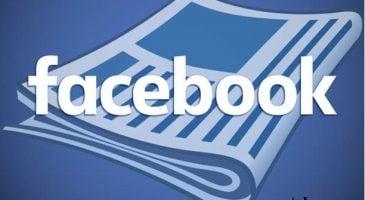 facebook anlık haber