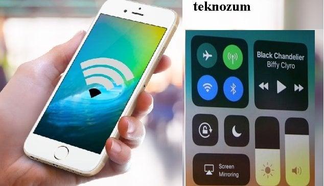 iPhone Wi-Fi Kapanmama Sorunu ve Çözümü