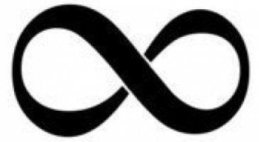 sonsuzluk işareti