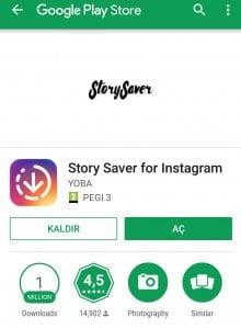 Instagramdaki Hikayeleri İndirmenin Yolu