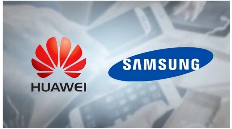 Samsung Huawei'nin 4G Teknolojisini İzinsiz Kullanmaktan Men Edildi