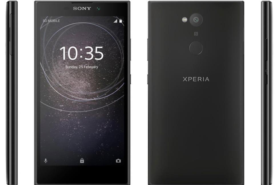 Sony Yeni Telefonlarını Tanıttı