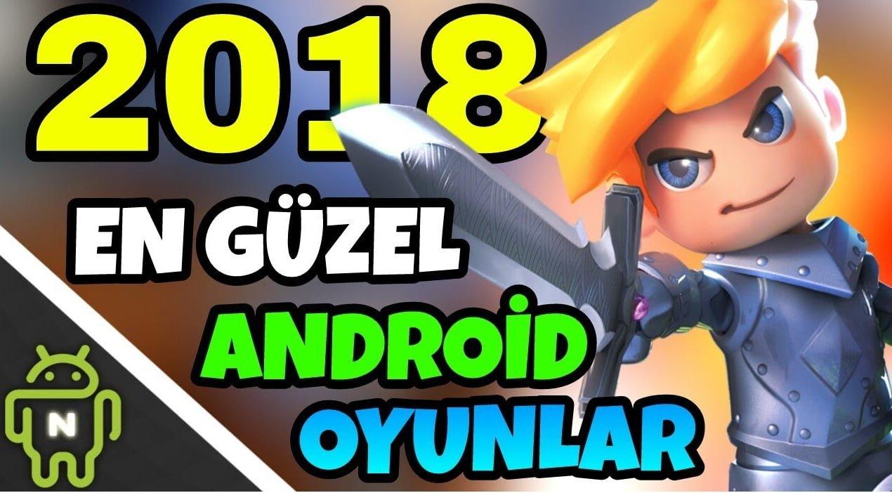 Android'in Vazgeçilmez En İyi Oyunları