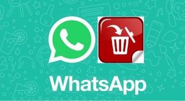 Silinen WhatsApp Mesajlarını Geri Nasıl Yüklenir