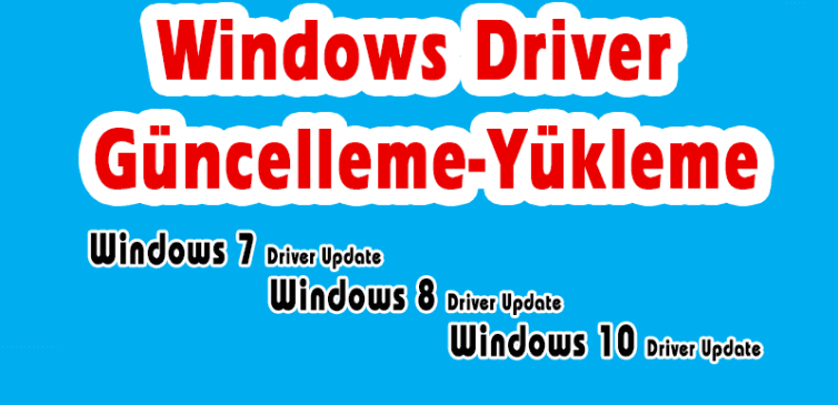 Windows 10 Driver Kurma
