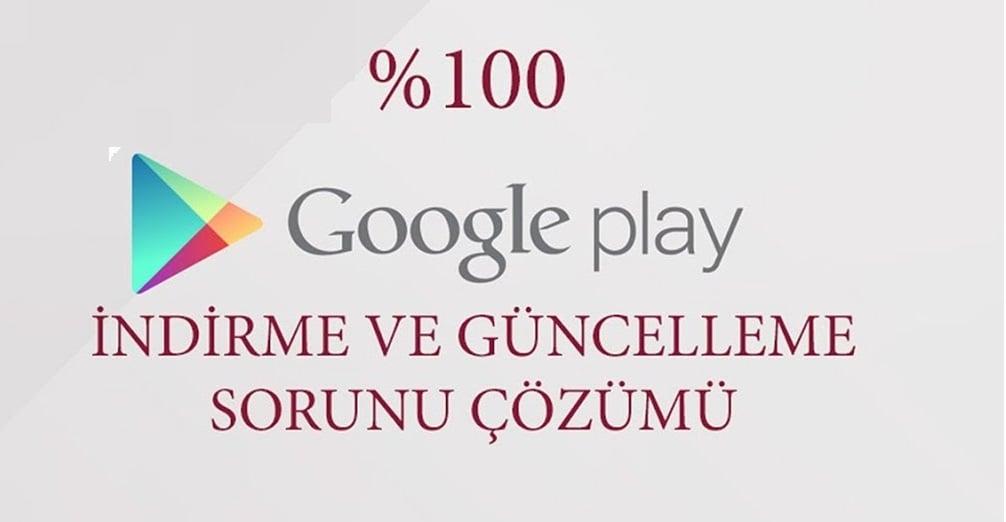 Photo of Google Play Store Güncelleme Sorunu Çözümü
