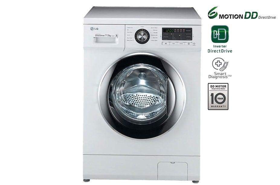 LG Çamaşır Makineleri Hata Kodları