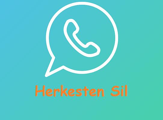 Gönderilen Whatsapp Mesajları Herkesten Sil Nasıl Yapılır