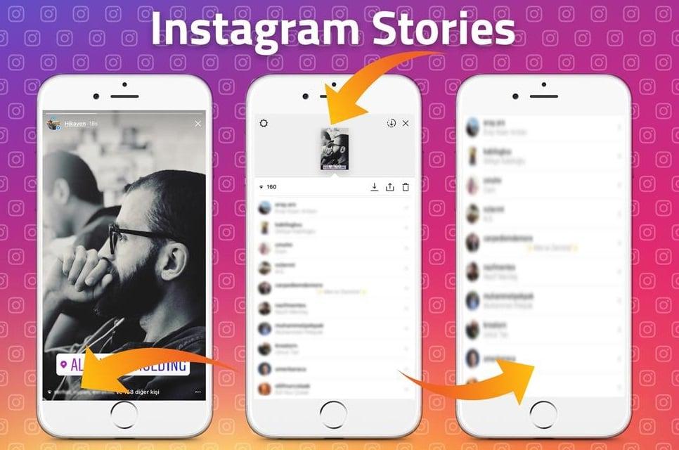 Photo of Instagram Geçmişteki Hikayelerinize Kimler Baktı