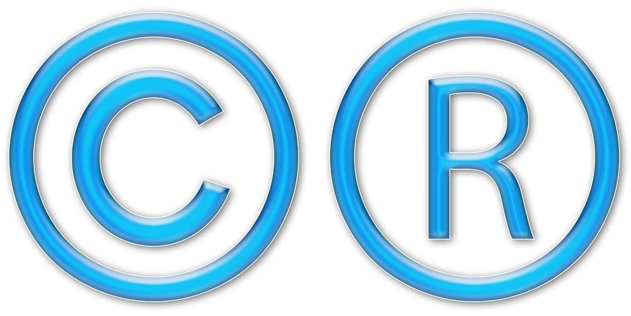 Klavyede Copyright İşareti