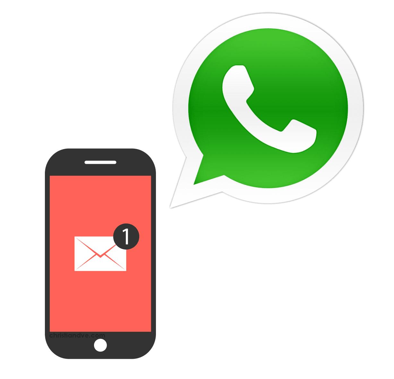 Photo of WhatsApp Simgesinin Üzerindeki Mesaj Sayısı Yanlış Çözüm