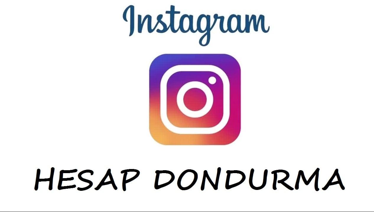 Photo of instagram Hesap Dondurma Nasıl Yapılır Güncel