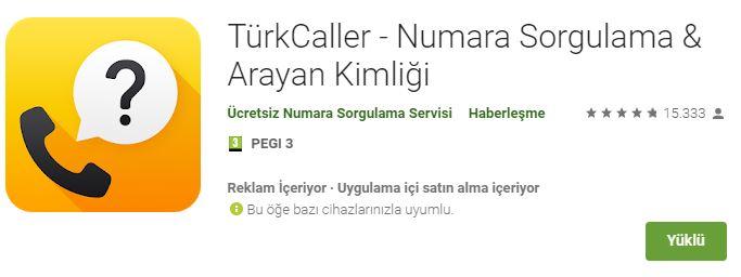 türkcaller