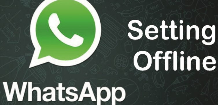WhatsApp çevrim içikapatma İnternet Açıkken WhatsApp Çevrimdışı Modu Yapma