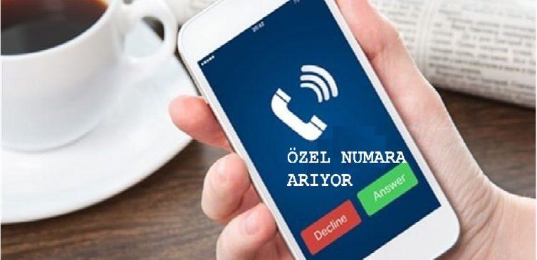 Gizli Numaradan Arayanı Bulma Türk Telekom