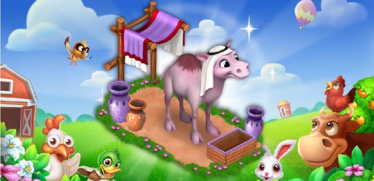 İnternetsiz Çiftlik Oyunları