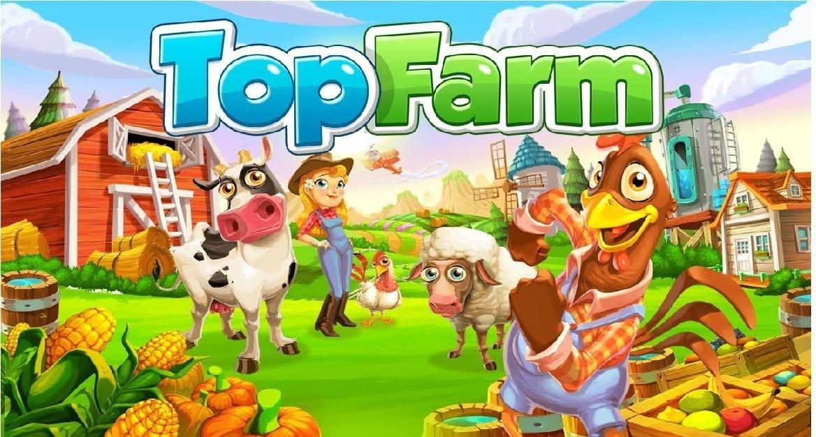 İnternetsiz Çiftlik Oyunları Top Farm
