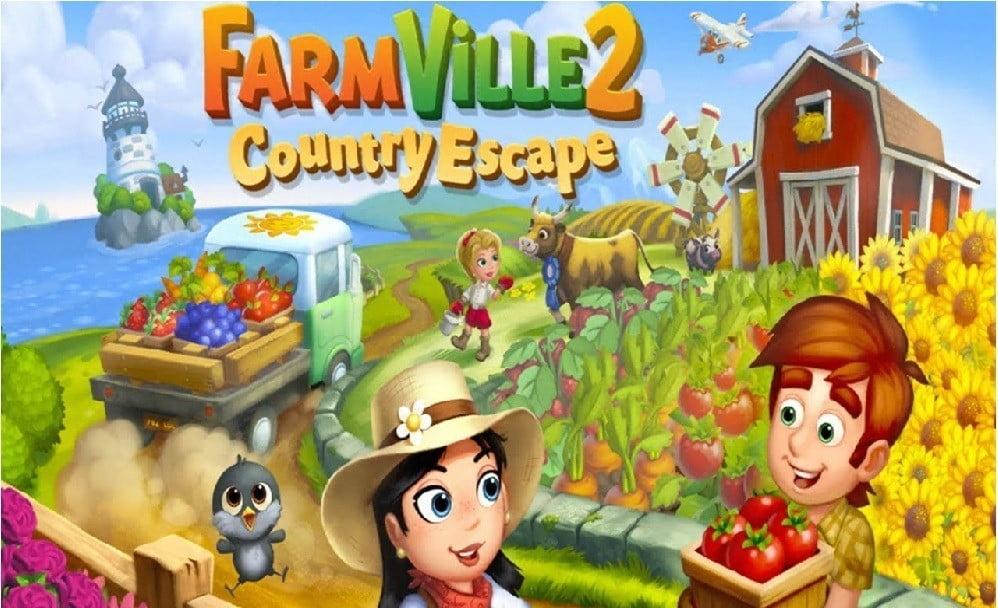 İnternetsiz Çiftlik Oyunları FarmVille 2 Country Escape