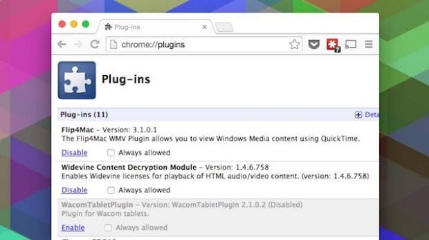 Chrome Eklentiler Nasıl Kullanılır?