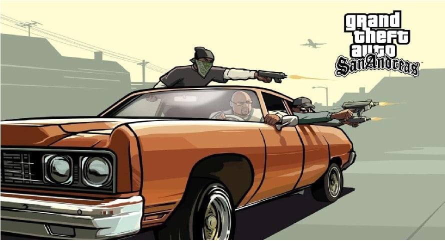 GTA San Andreas Hile Kodları