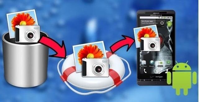 Cep Telefonunda Silinen Fotoğraflar Videolar Nasıl Geri Getirilir