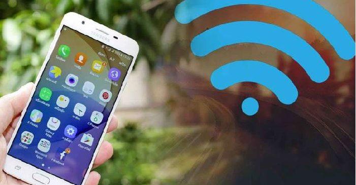 Cep telefonunda kayıtlı WiFi şifresini öğrenme