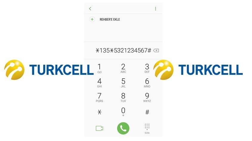 Turkcell Ödemeli Arama Nasıl Yapılır