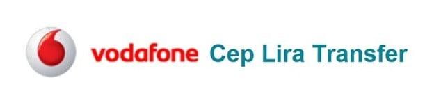 Vodafone TL Gönderme ve Vodafone TL İsteme