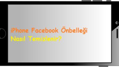 iPhone Facebook Önbelleği Nasıl Temizlenir