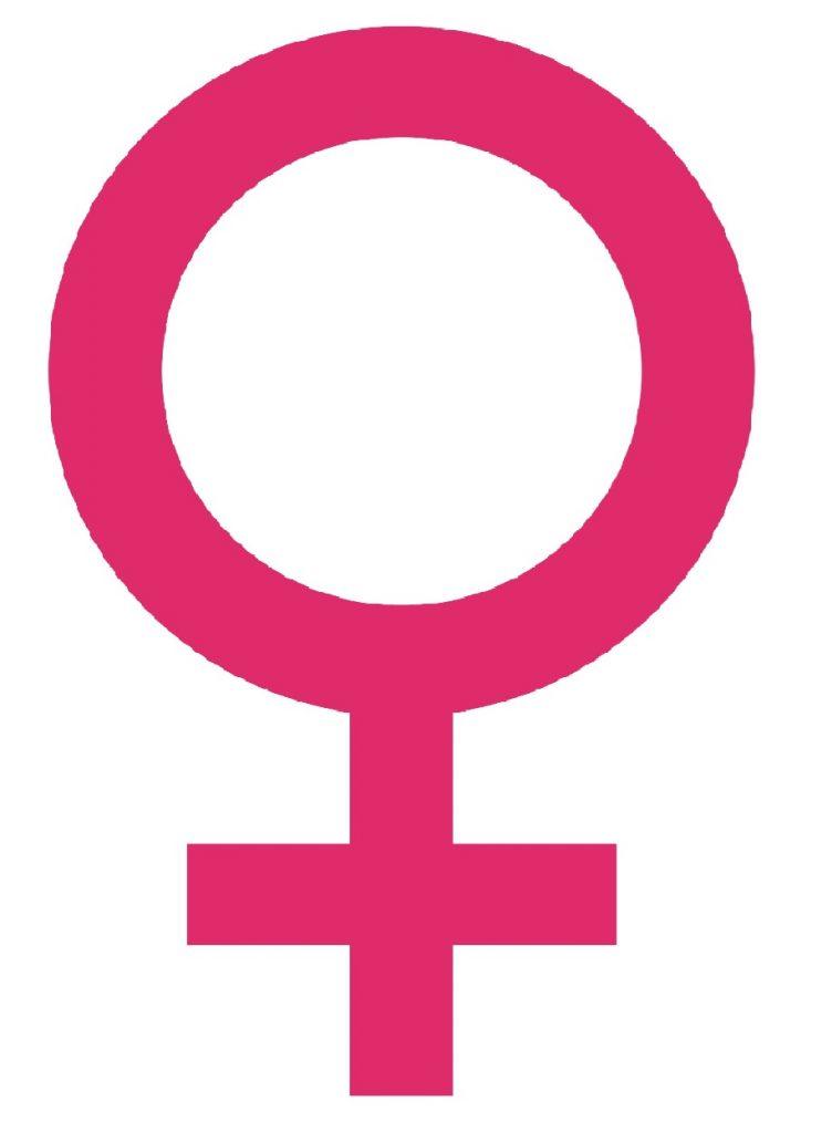 kadın işareti