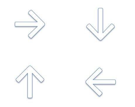 ok işareti