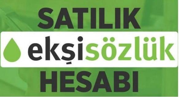 Photo of satılık ekşi sözlük Hesabı Arayanlar