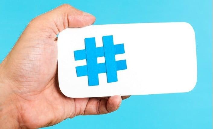 Hashtag İşareti