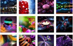 En Güzel 500 Adet Cep Telefonu Duvar Kağıtları Full HD