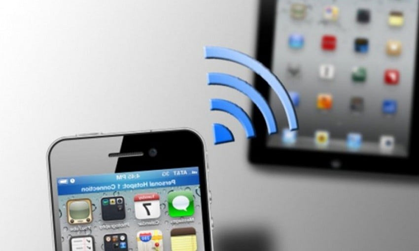 Ücretsiz Mobil İnternet Paylaşımı