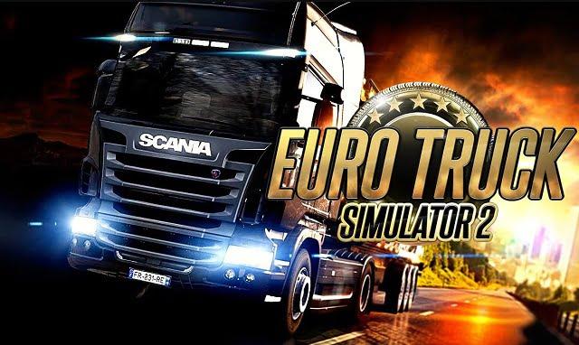 Euro Truck Simulator para hilesi, ets2 para hilesi