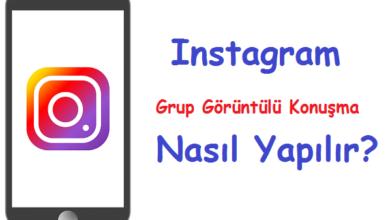 Instagram Grup Görüntülü Konuşma Nasıl Yapılır