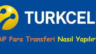 Turkcell BiP Para Transferi Nasıl Yapılır