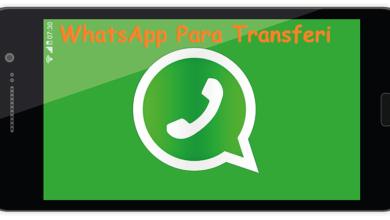 WhatsApp Para Gönderme Transferi