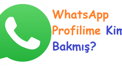 WhatsApp Profilime Kim Bakmış