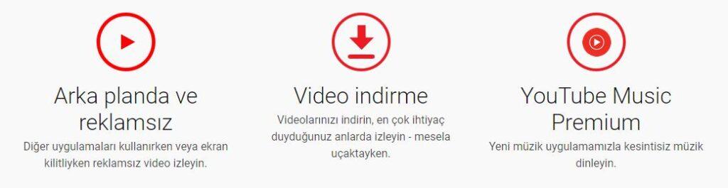 youtube premium satın alma