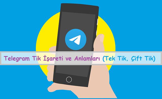Telegram tik işareti