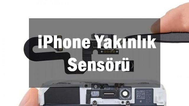 iphone yakinlik semsoru