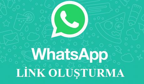 whatsapp link olsuturma