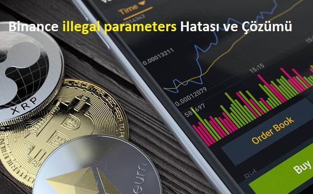 binance illegal parameters