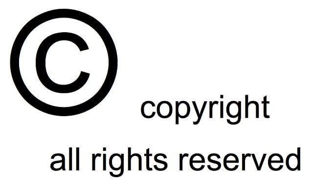 copyright isareti