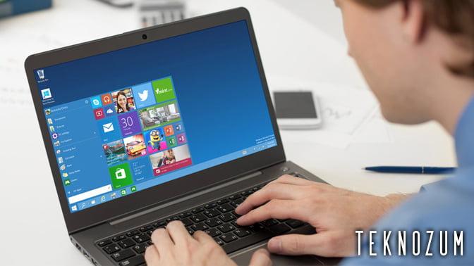 Windows 10 Kullanıcı Adı Değiştirme Adım Adım Anlatım