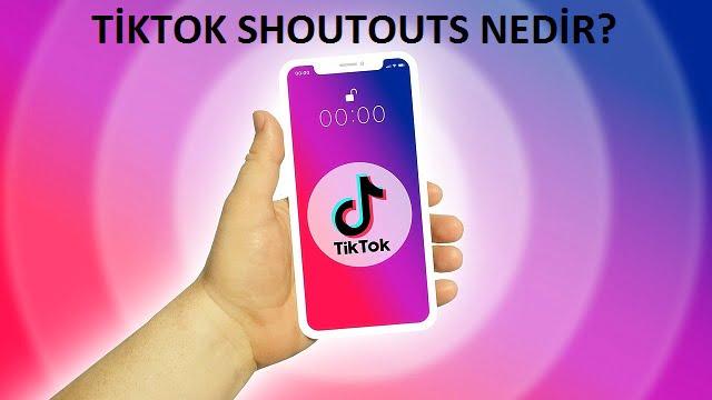 TikTok Shoutouts